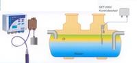 Warnanlage SET-2000 Hi Level/Oil für Öl und Geamtniveau