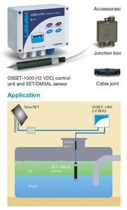 Warnanlage OilSET-1000 (12VDC)